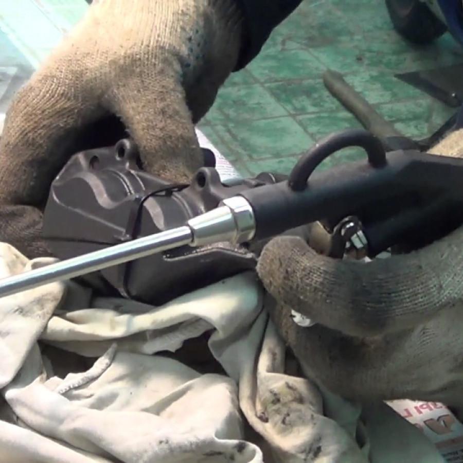 Ремонт и обслуживание тормозного суппорта