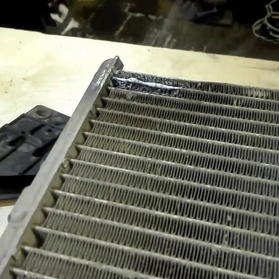 Ремонт радиаторов автокондиционера