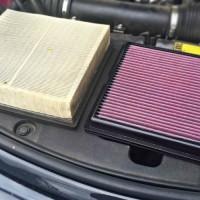 Замена фильтров авто