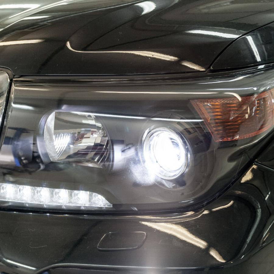 Замена ламп освещения автомобиля